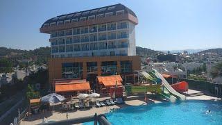 Throne (Nilbahir) Beach Resort & Spa. Обзор отеля.