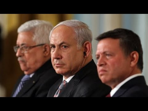 The Spin Room Panel: Israeli-Jordanian-Palestinian Confederation