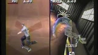 Tony Hawks Pro Skater E3 Trailer + Gameplay