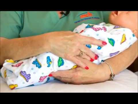 Instructional Videos for New Moms – Breastfeeding Your Baby