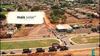Lançamento Mais Solar
