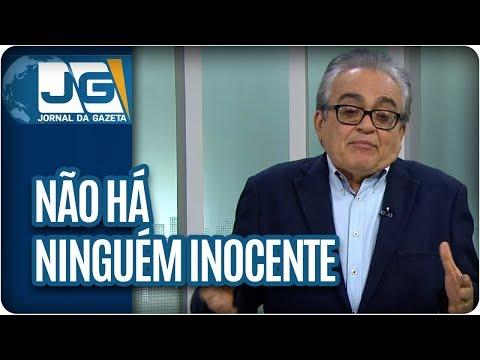 José Nêumanne Pinto / Não há ninguém inocente para ser ministro de Temer?