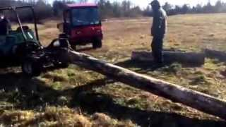 Pug Utv By Frog Pond Mfg 2014 Log Skidder