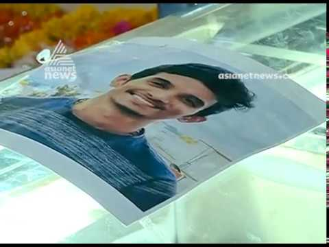 Tirupur Bus accident ; Thrissur native Haneesh's funeral held