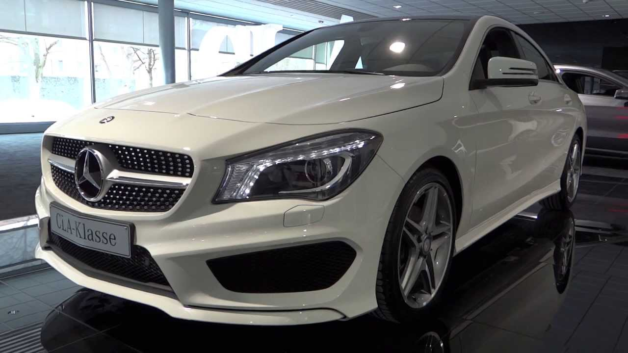 new mercedes cla 200 luxury - youtube