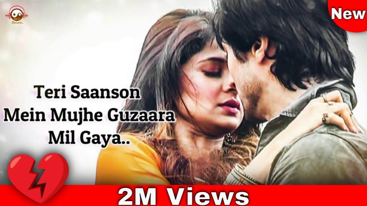 Download Mere Dil Ko Tere Dil Ki Zaroorat Hai (LYRICS) -Full Song | Rahul Jain | Music Video | Bepannah Songs