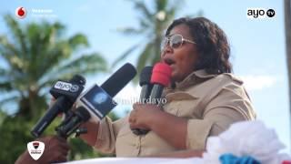 Walichoongea Mbunge Prof Jay na wenzake Jimboni kwa Lijualikali