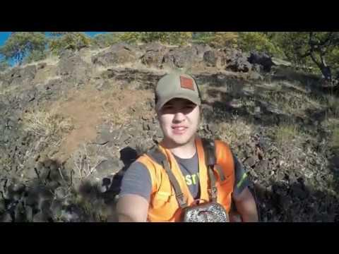 Late Deer Hunt In Eastern Washington 2019