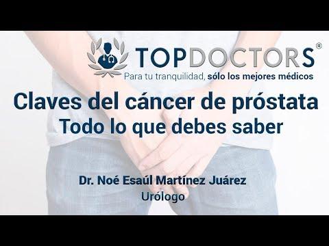 ¿qué médico veo para la próstata español
