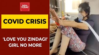 Girl In Viral 'Love You Zindagi' Video Loses Battle To Covid; Dr Monika Langeh Exclusive