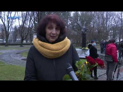 ТРК Аверс: У Луцьку вшанували пам'ять ліквідаторів аварії на Чорнобильській АЕС.