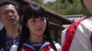 Eドラ!『メガネっ娘仁義!』予告篇 みづなれい 若月まりあ 鈴木伶香 動画 19