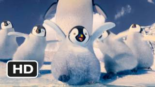 Happy Feet 2 in 3D Official Trailer #1 - (2011) HD