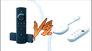 Test: Amazon Fire-TV (2020) vs. Google Chromecast (2020)