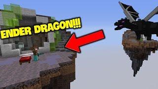 SỐNG SÓT VỚI ENDER DRAGON   Minecraft BED WARS