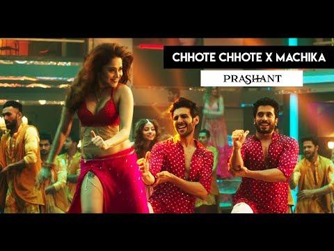Chhote Peg x Machika - DJ Prashant | Yo Yo Honey Singh, Neha Kakkar, Navraj Hans, J. Balvin