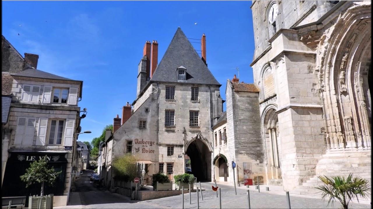La Charité sur Loire - YouTube