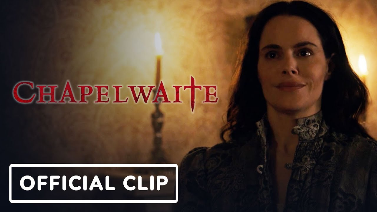 Download Chapelwaite - Official Exclusive Season 1 Clip (2021) Adrien Brody, Emily Hampshire