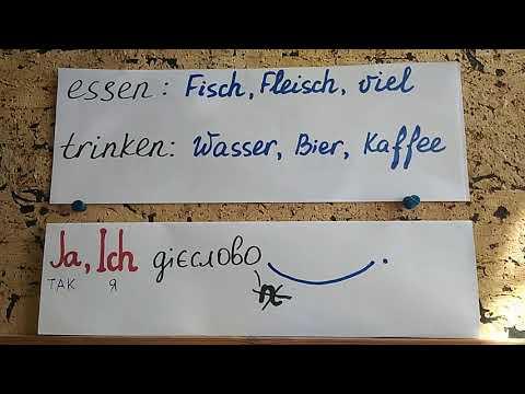 Розмовна німецька 2. Leben, wohnen, essen, trinken, arbeiten, machen...