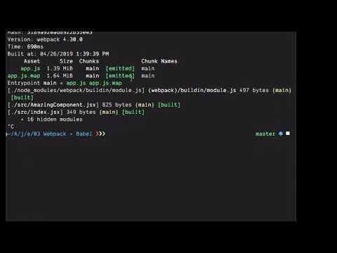 Tech Talk: JavaScript Frontend Tools
