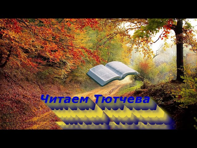 Изображение предпросмотра прочтения – НиколайМинибаев читает произведение «Есть в светлости осенних вечеров» Ф.И.Тютчева