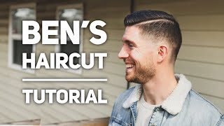 Ben's Haircut Tutorial