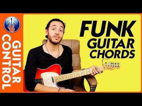 Funk Guitar Chords Retro Style Hybrid Chord Progressions Youtube