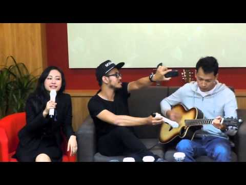 M&G garasi reunian with aiu ratna-hilang @home hotel #music1