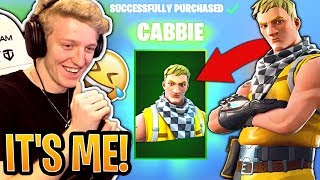 Tfue BUYS & Reacts to the *NEW* Cabbie Skin! - Fortnite Best and Funny Moments