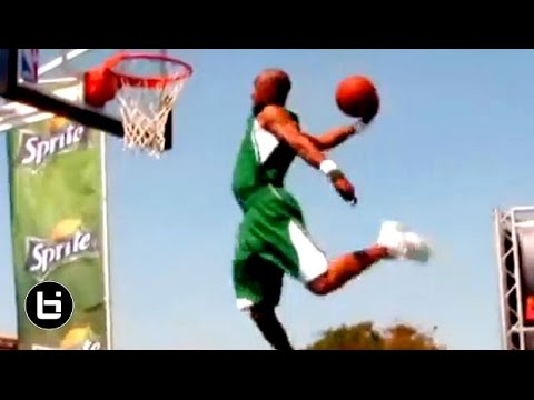 Air Up There: The BEST Dunker Ever? Legendary Dunker Official Ballislife Mixtape!