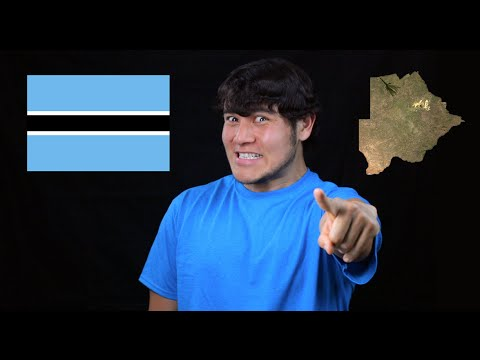 Geography Now! Botswana