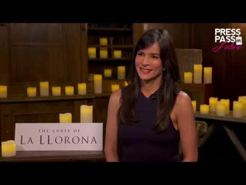 Patricia Velasquez En La Maldición De La Llorona