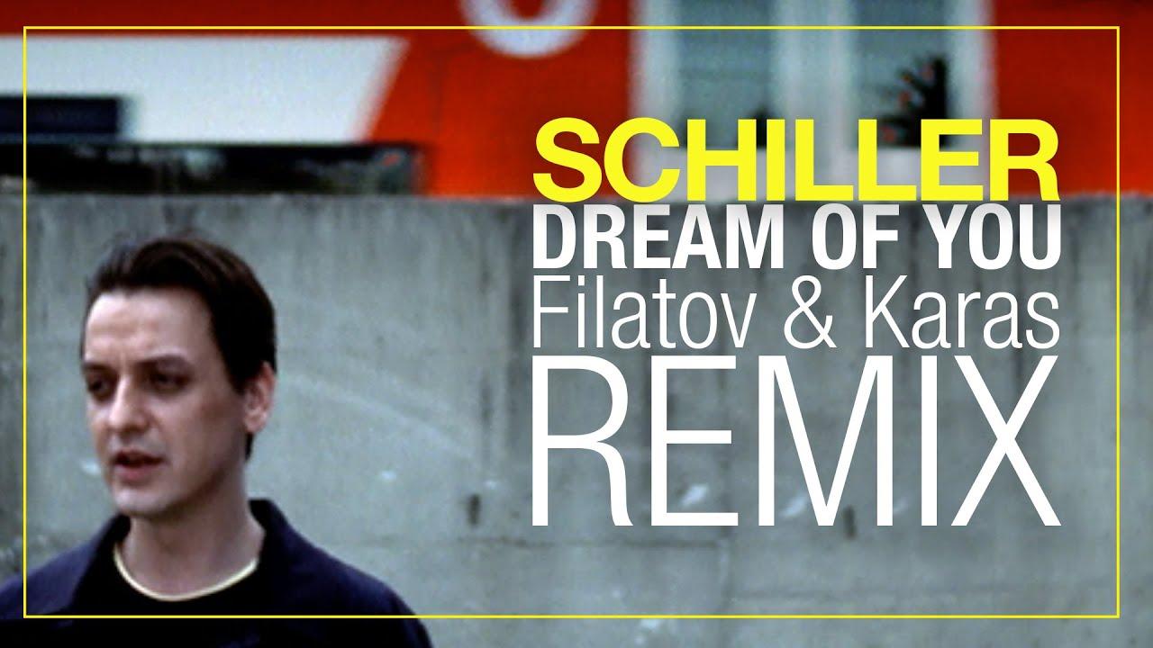 Schiller mit heppner dream of you lyrics