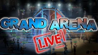 HOME SICK LIVESTREAM! | Grand Arena Live | Star Wars: Galaxy of Heroes