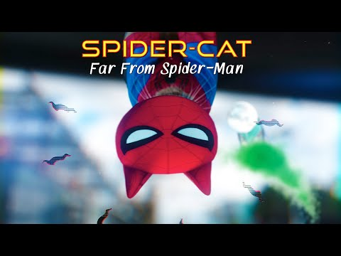 Spider-Cat: Far From Spider-Man
