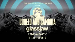 "Coheed and Cambria ""The Color Before the Sun Tour"""