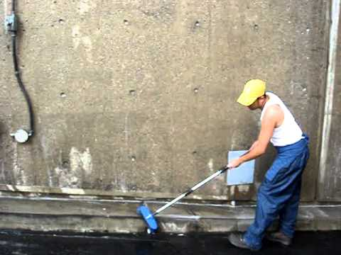 Underground Parking Lot Cleaning and Maintenance