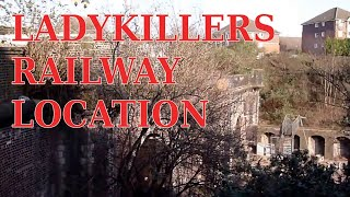 1955 Classic Ealing Comedy The Ladykillers : Railway Tunnel Location (RIP Herbert LOM)