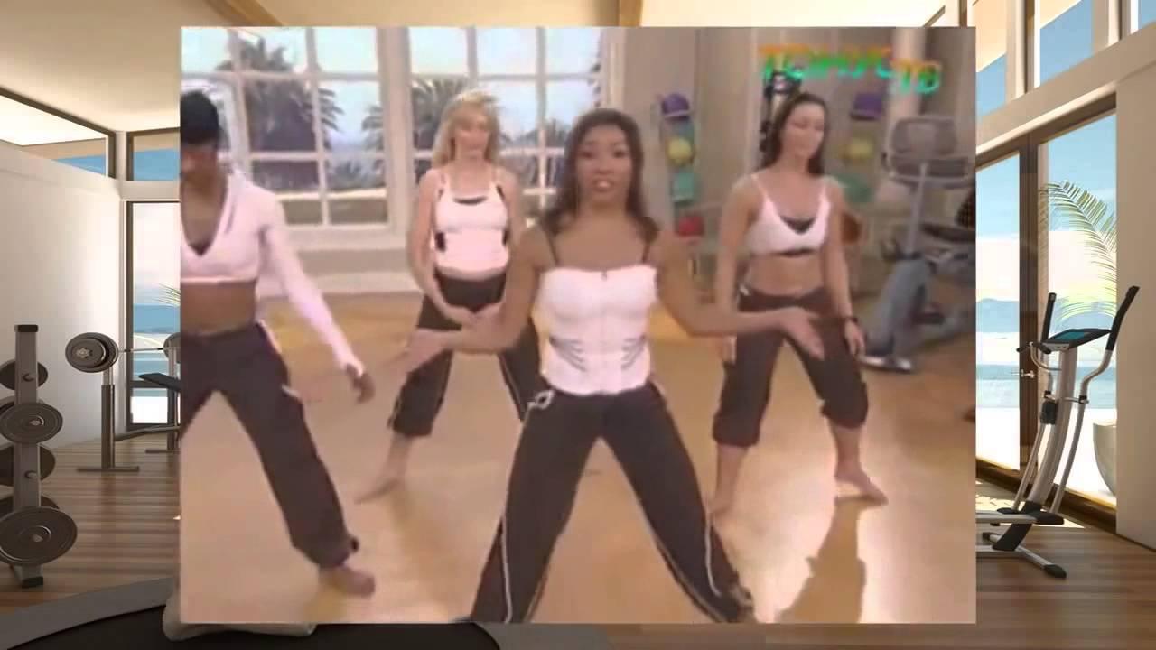 Тренировки с джанет дженкинс бикини видео