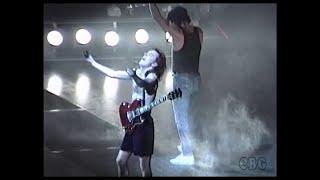AC/DC Live Centrum, Worcester, MA 1990 [Video Concert] Part 2 of 2 1080p HD
