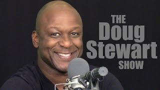 "Morris Chestnut Exclusive interview talks Best Man Holiday   ""The Doug Stewart Show"" Episode 3"