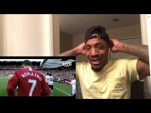 The Legendary Speed of Cristiano Ronaldo - Manchester United   NLS Reacts