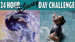 The 24 Hour Disney Day Challenge!!