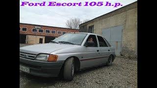 Дешевки.  Ford Escort 1990.  На что стоит рассчитывать при покупке старой машины