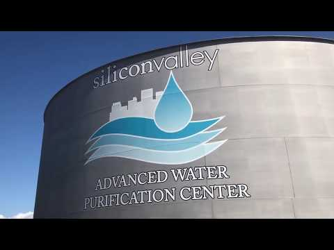 Take a tour of the Silicon Valley Advanced Water Purification Center