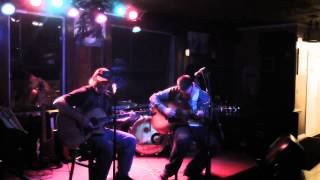 Abstract Absolution @ Grog and Tankard - Noah and Anthony   Acoustic Blues Jam