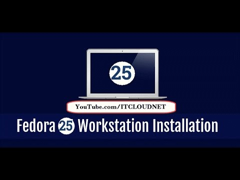 How to Install Fedora 25 Workstation in Virtual Box