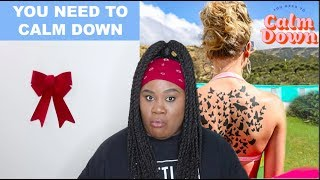 Taylor Swift - You Need To Calm Down |REACTION| mp3