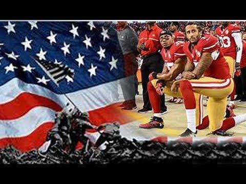 Black veteran defends flag and explains NFL narrative