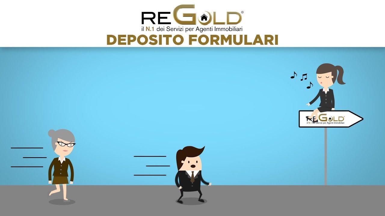 Servizi Per Agenti Immobiliari regold - deposito formulari